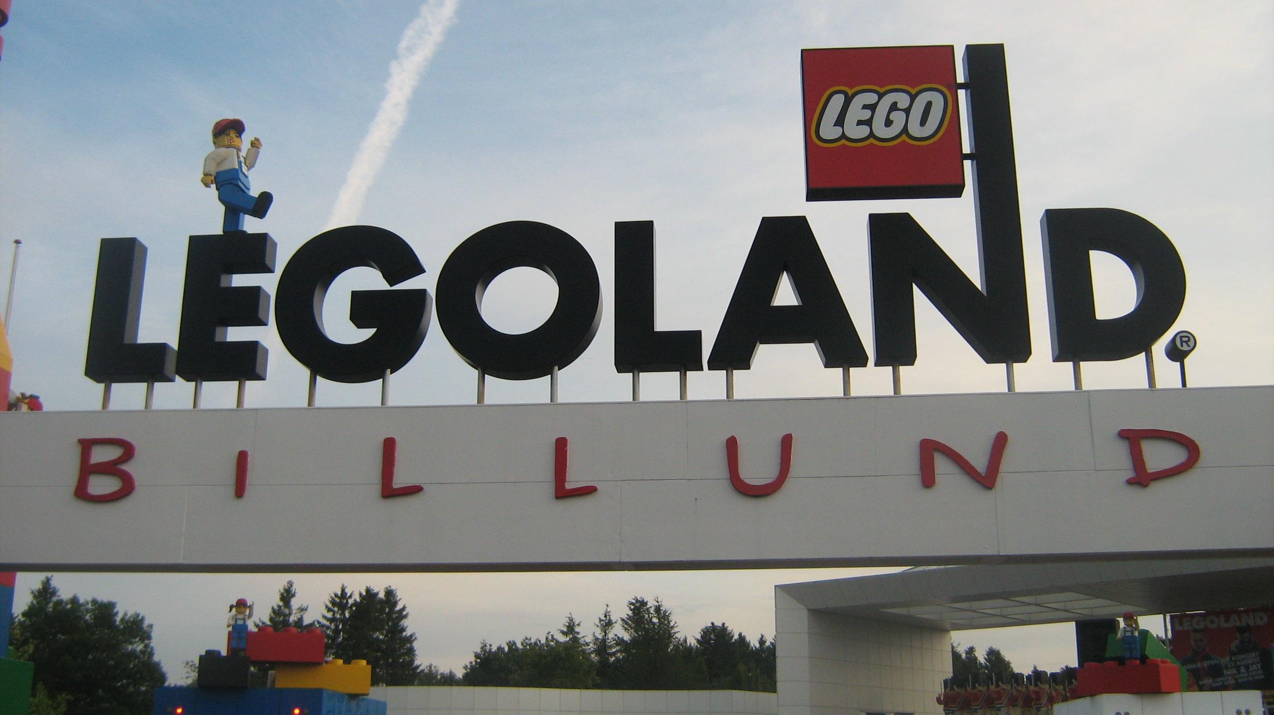 Legoland-Billund