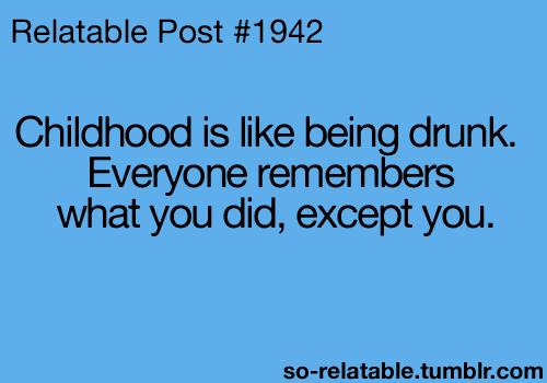 DrunkChildhood